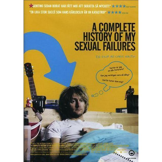 Complete History Of My Sexual Failures (DVD)