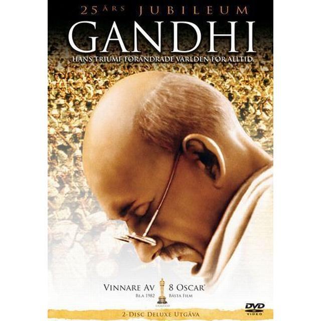 Gandhi - Deluxe Edition (DVD)