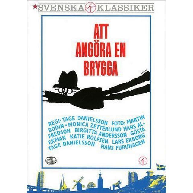 Att Angöra En Brygga (DVD)