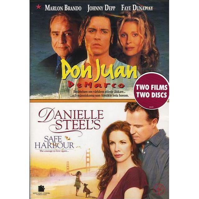 Don Juan De Marco / Safe Harbour (DVD)