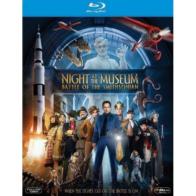 Natt På Museet 2 (Blu-Ray)