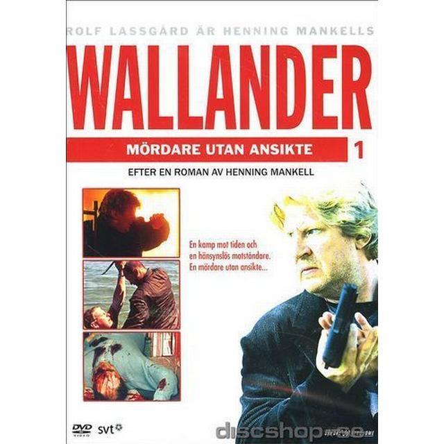 Wallander Mördare Utan Ansikte (DVD)