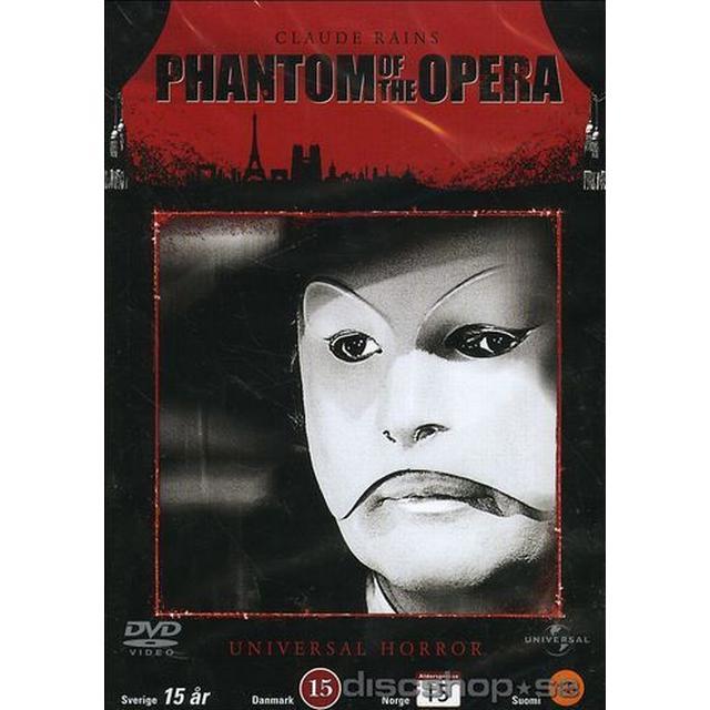 Phantom Of The Opera (1943 (DVD)