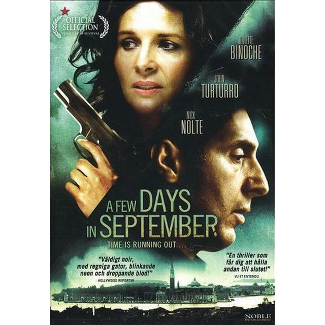 A Few Days In September (DVD)