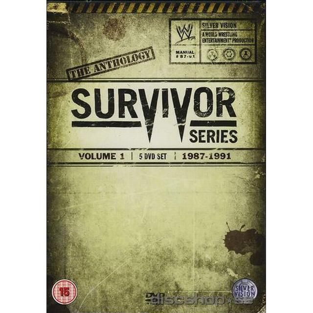 Wwe Survivor Series Anthology 1987-1991 Vol 1 (DVD)