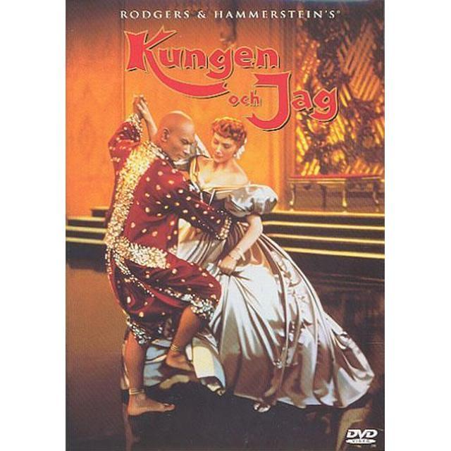 Kungen Och Jag (DVD)