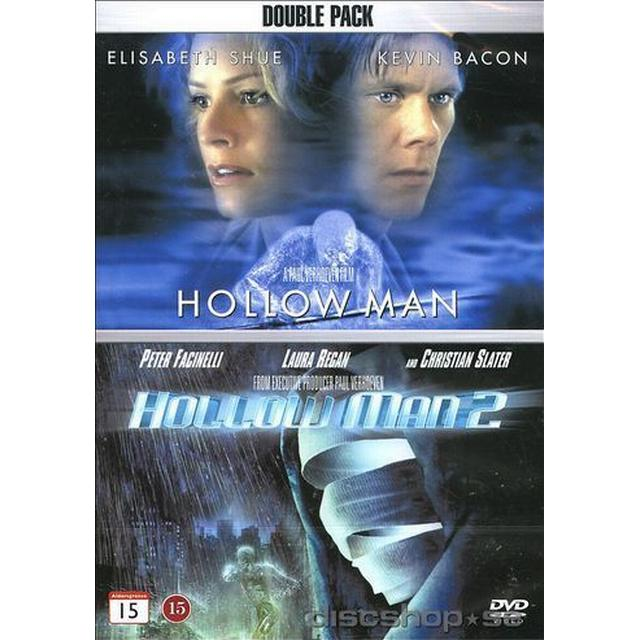 Hollow Man 1 + 2 (DVD)