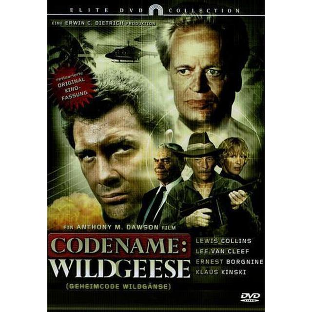 Codename Wildgeese (DVD)
