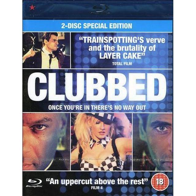 Clubbed (Blu-ray) (2-disc)
