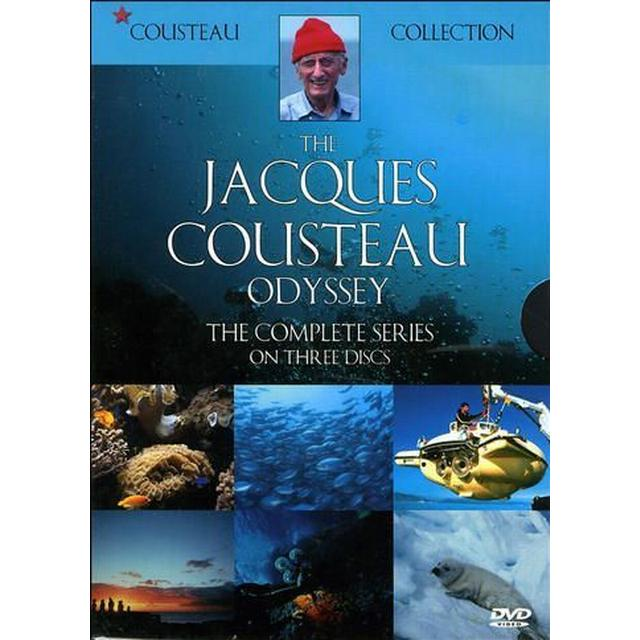Cousteau odyssey - Complete series (3-disc)