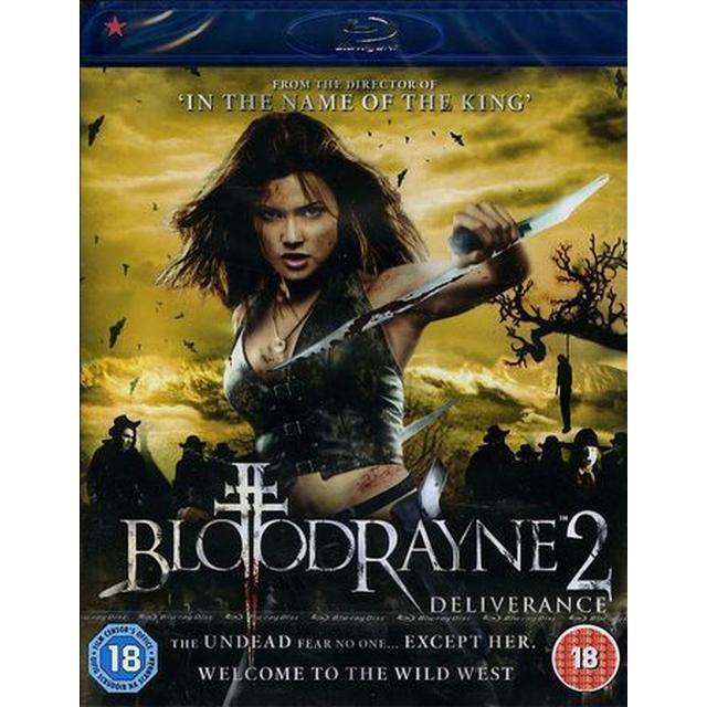 Bloodrayne 2: Deliverance (Blu-ray)