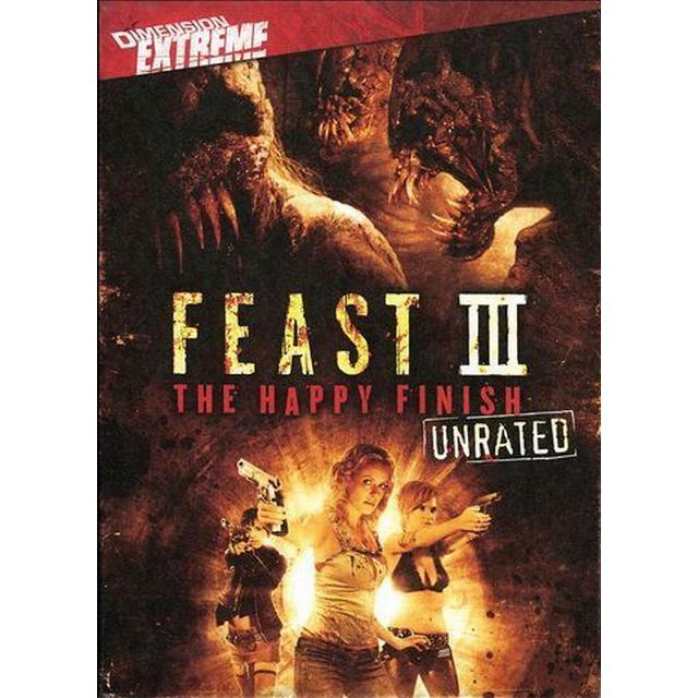 Feast III: The happy finish (DVD)