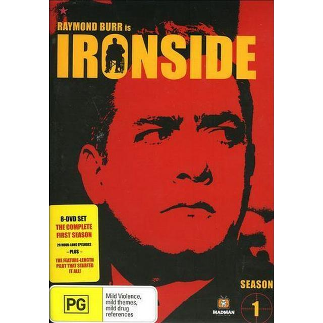 Ironside - Season 1 (8-disc)