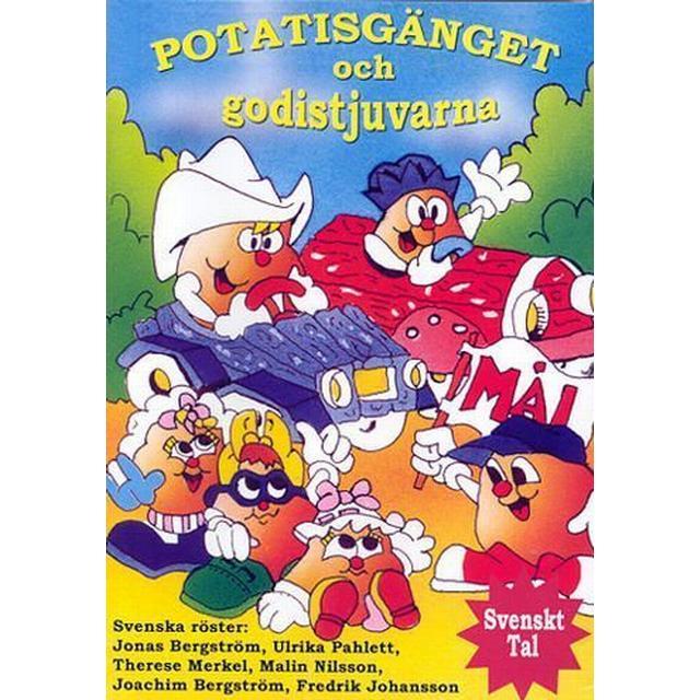 Potatisgänget och godistjuvarna (DVD)