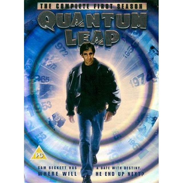 Quantum Leap - Season 1 (3-disc)