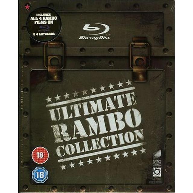 Ultimate Rambo Collection (4-disc) (Blu-ray)