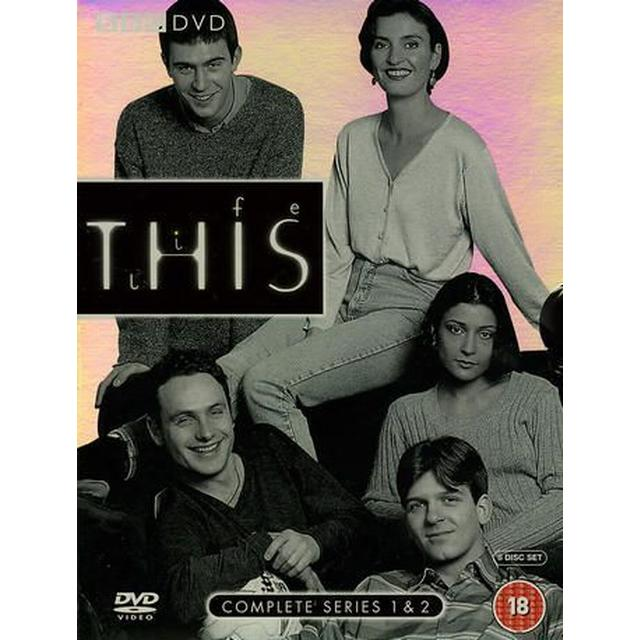 This life - Series 1 & 2 Box (8-disc)
