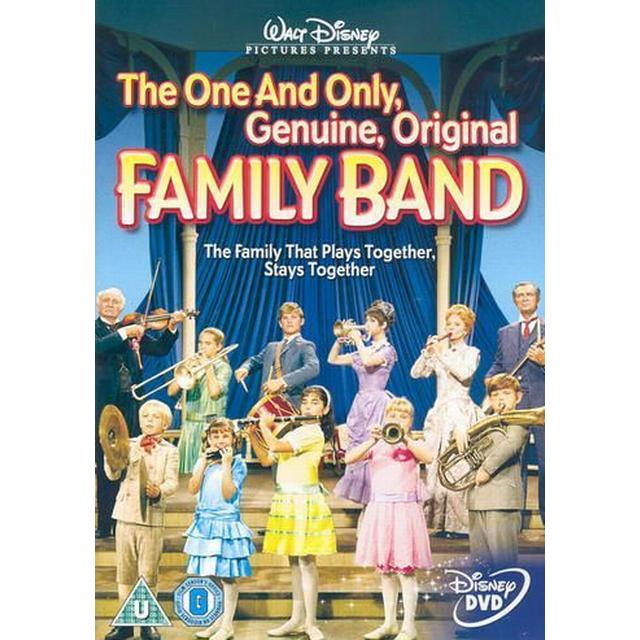 One and only genuine original family band (DVD)
