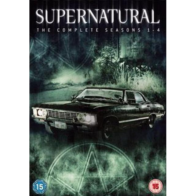 Supernatural - Season 1-4 (DVD)
