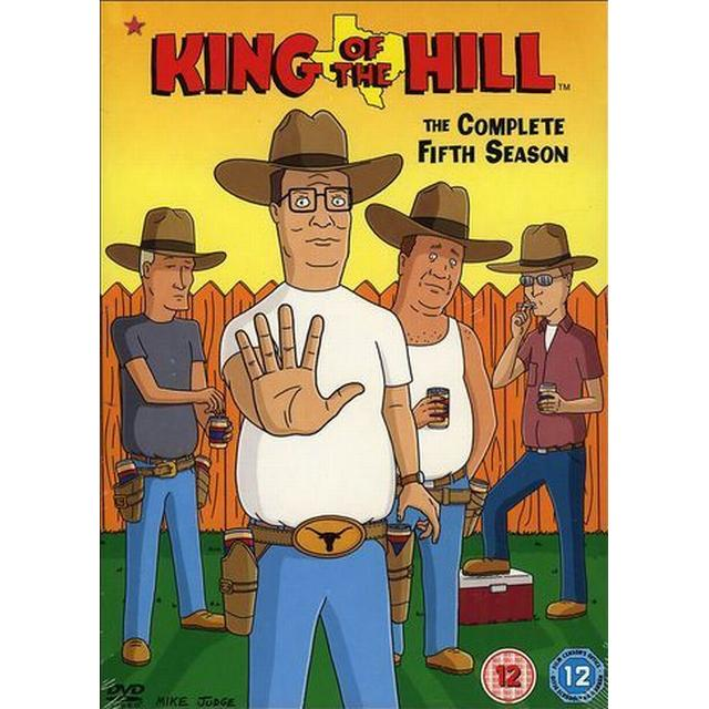 King of the hill - Season 5 (3-disc)