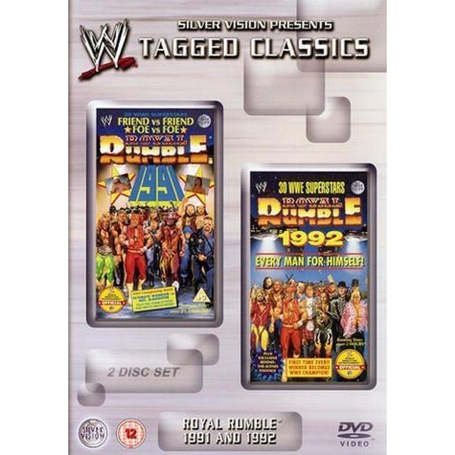 WWE - Royal Rumble 1991+92 (2-disc)