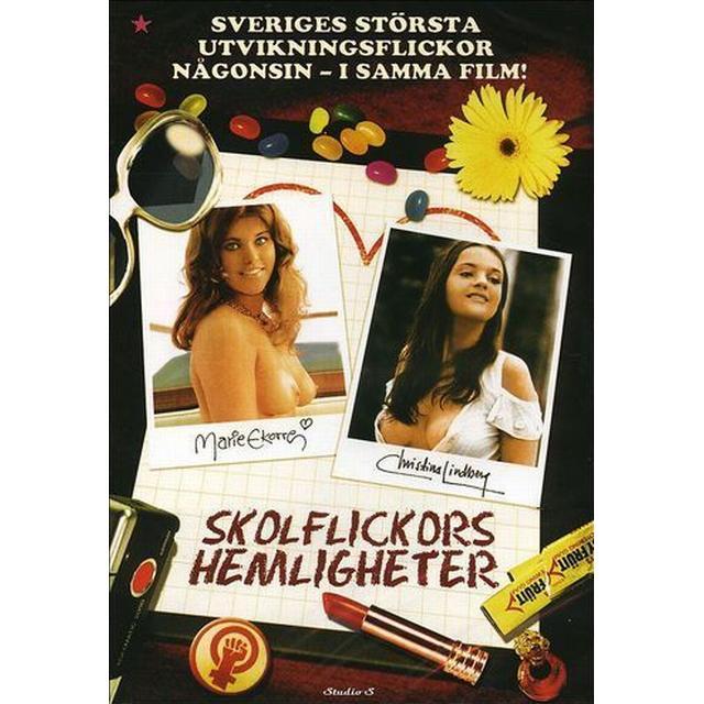 Skolflickors Hemligheter (DVD)