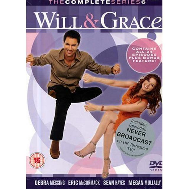 Will & Grace - Season 6 Box (DVD)