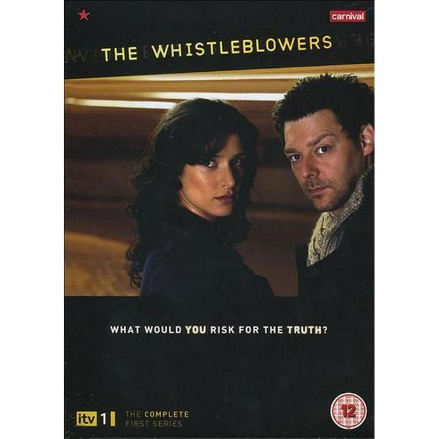 Whistleblowers - Series 1 - Complete (DVD)