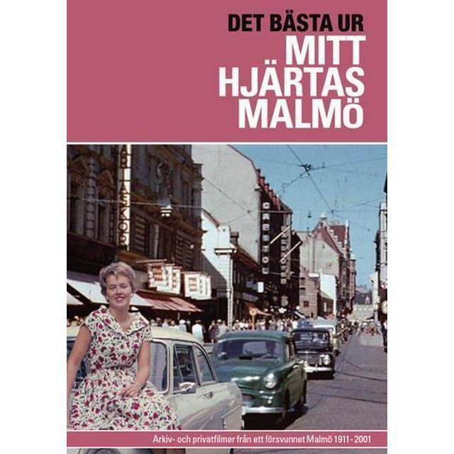Mitt Hjärtas Malmö Det Bästa (DVD)