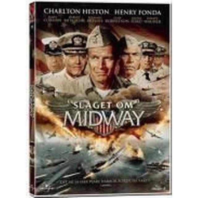 Slaget Om Midway (DVD)