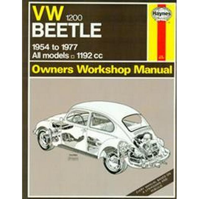VW Beetle 1200 Owner's Workshop Manual (Häftad, 2013)
