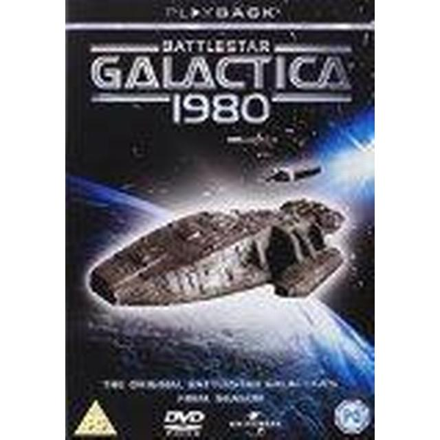 Galactica 1980 -The complete series (2-disc)