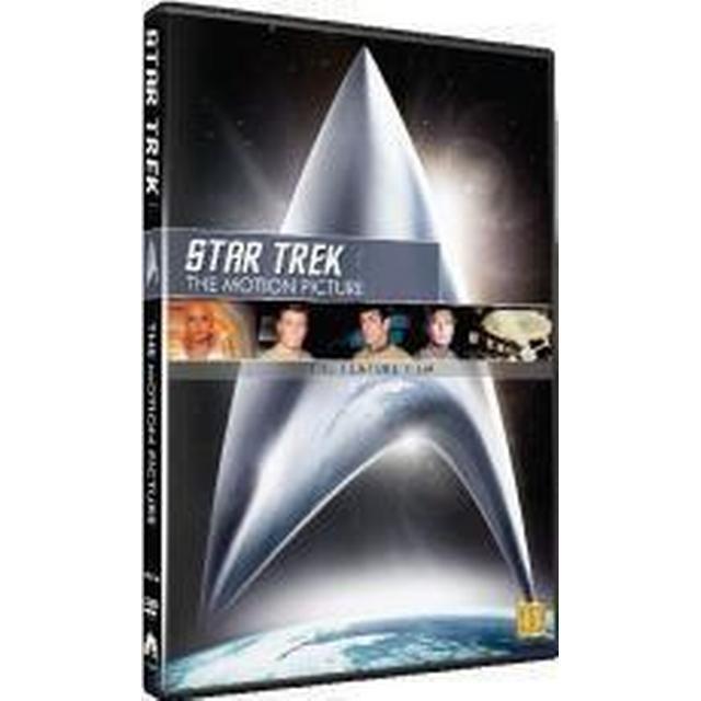 Star Trek 1 (Remastered) (DVD 2009)