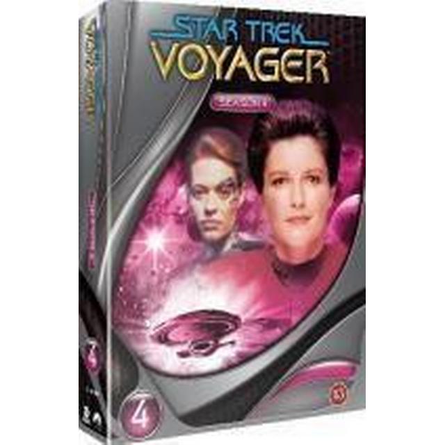 Star Trek: Voyager / Säsong 4 / Repack (DVD 2008)
