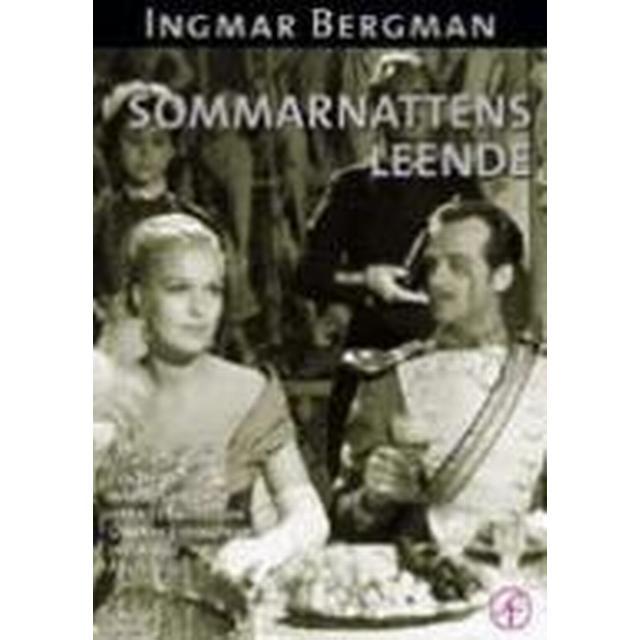 Ingmar Bergman: Sommarnattens leende (DVD 1955)
