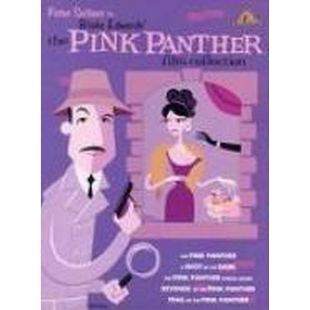 Rosa Pantern collection (DVD 1964-1982)