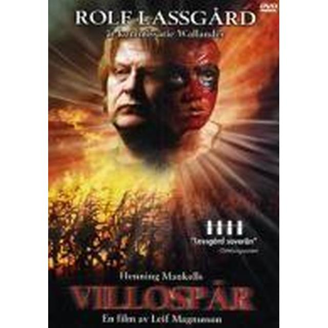 Wallander Villospår (DVD)