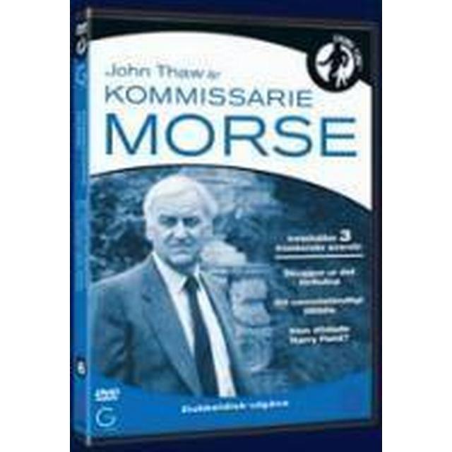 Kommissarie Morse 16-18 (DVD)