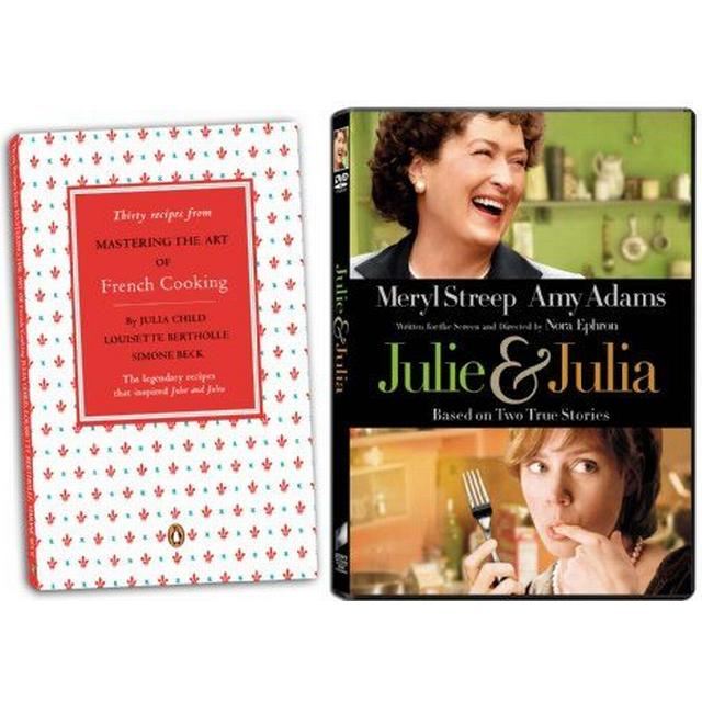 Julie And Julia (Giftset With Cookery Book (DVD)