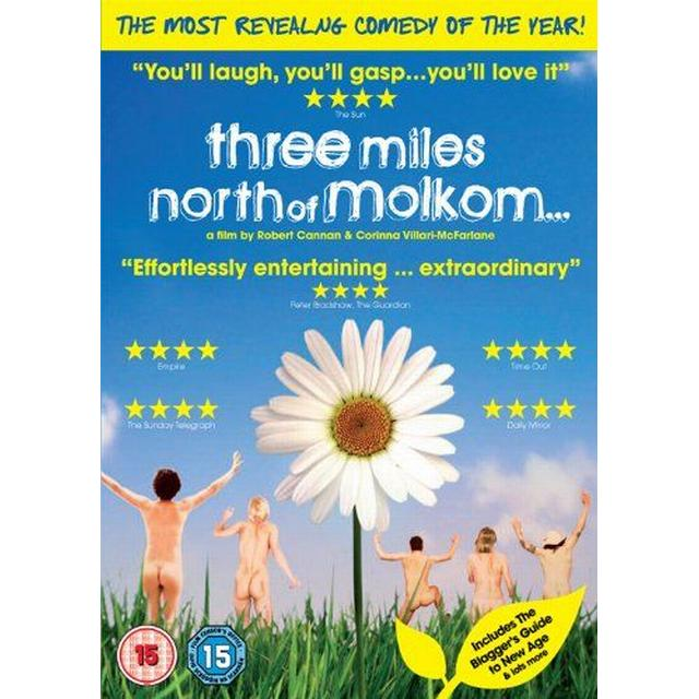 Three Miles North Of Molkom (DVD)