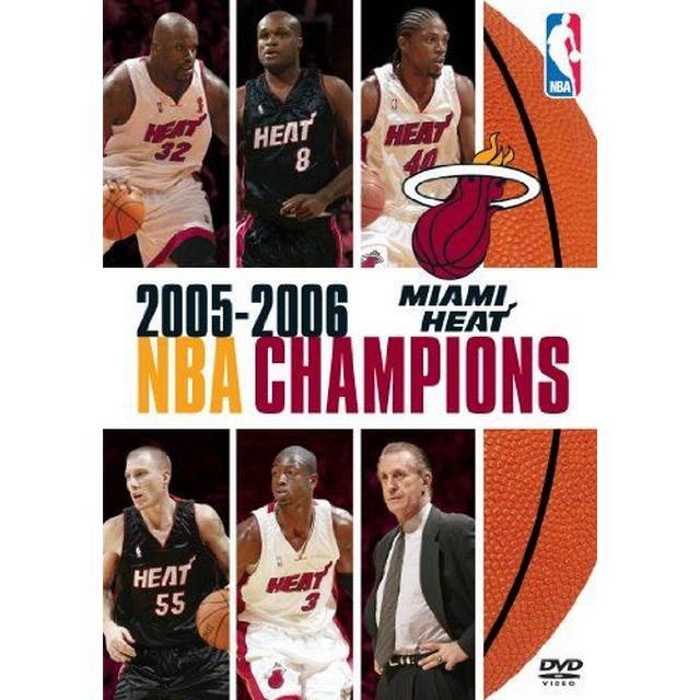 Nba - Champions 2005-2006 - Miami Heat (DVD)