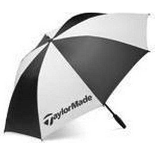 TaylorMade Single Canopy Umbrella Black/White (B1125401)