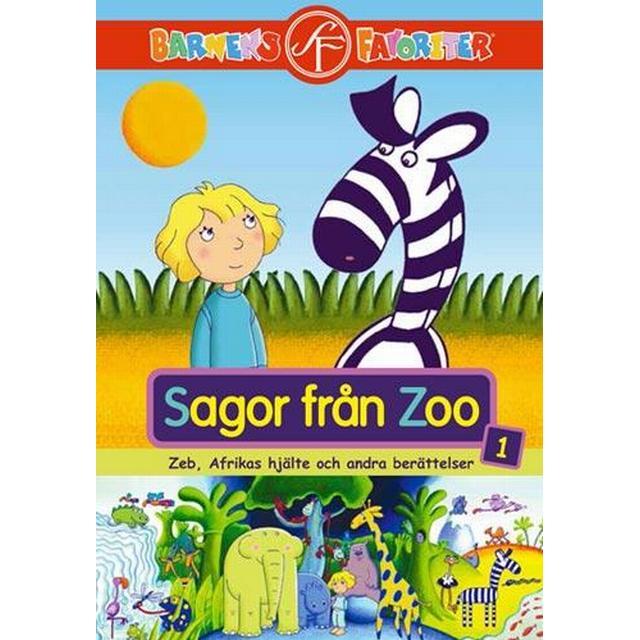 Sagor från Zoo: Zeb Afrikas hjälte (DVD 2013)