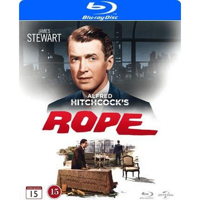 Hitchcock: The rope (Blu-Ray 2014)
