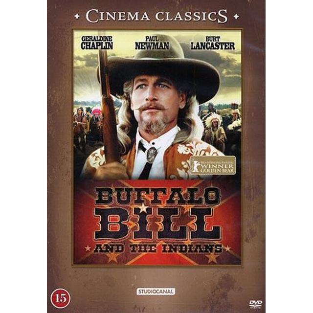 Buffalo Bill och indianerna (DVD 2012)