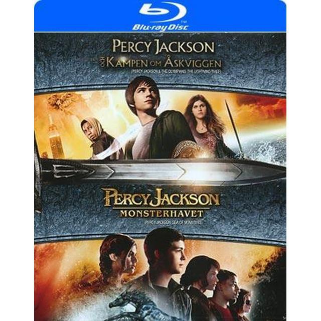Percy Jackson 1+2 (Blu-Ray 2013)
