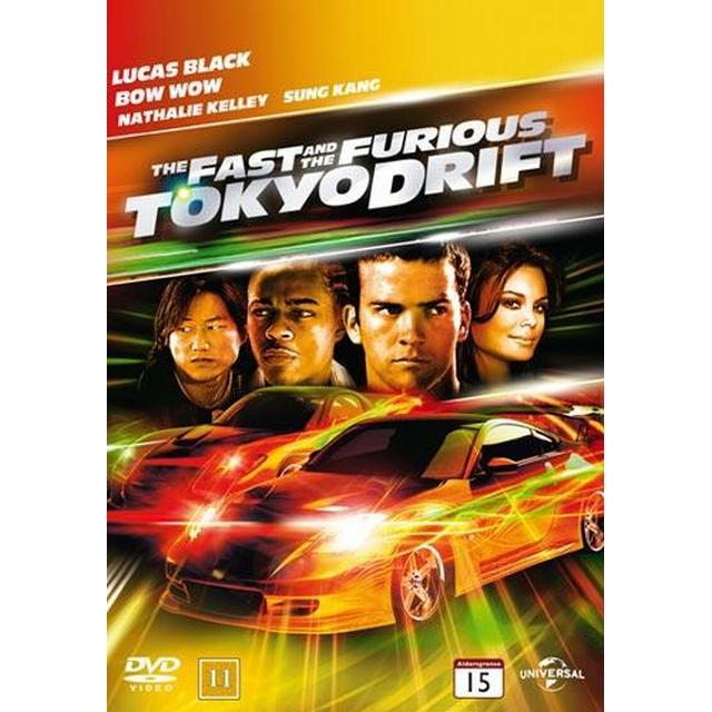 Fast & Furious: Tokyo drift - Nyutgivning 201 (DVD 2006)