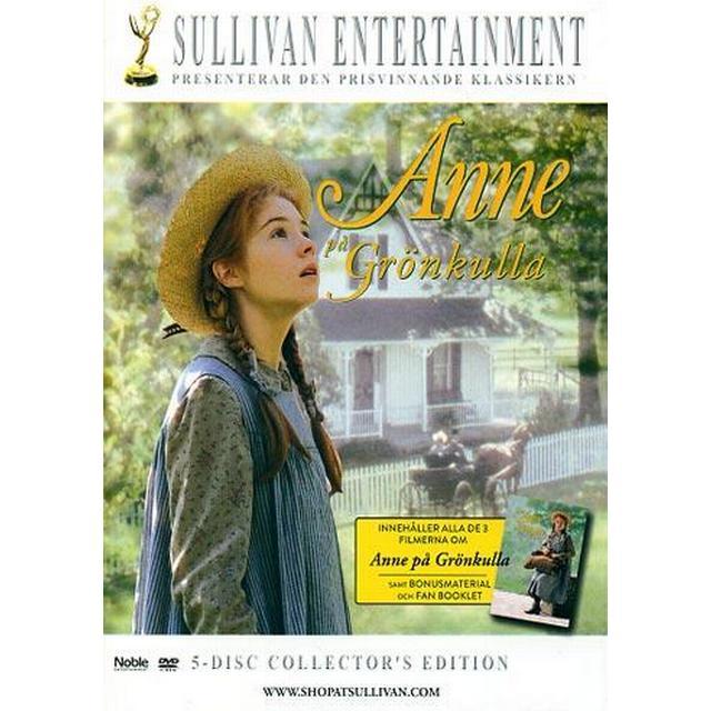 Anne på Grönkulla (DVD 2013)
