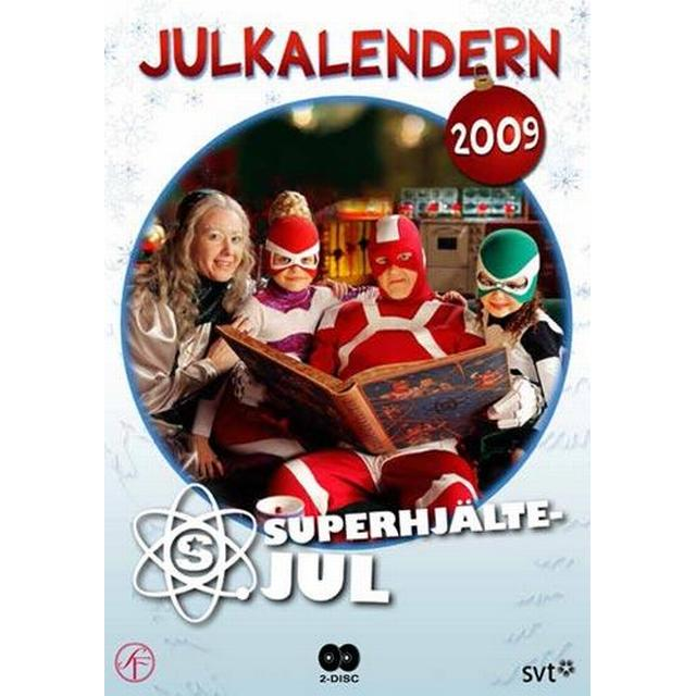 Superhjältejul (DVD 2014)