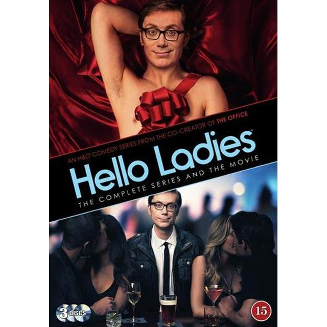 Hello ladies: Säsong 1 (DVD 2014)